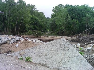 MDC Flood Dam