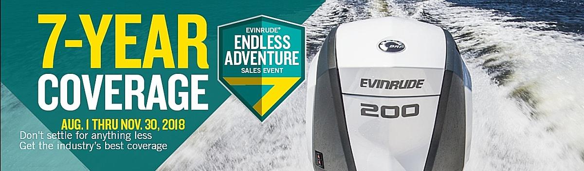 Evinrude New Engine Models - Smithville Marine