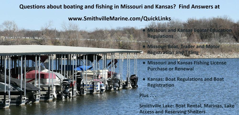 smithville marine boating family