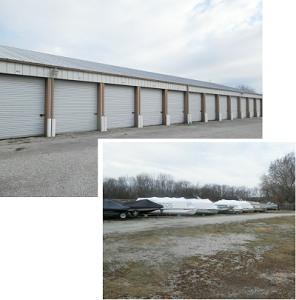 Storage facilities Smithville Marine
